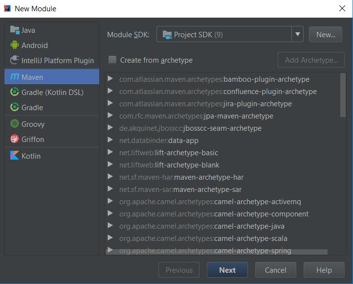 Java 9 Modules (Part 2): IntelliJ and Maven - DZone Java