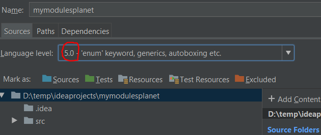 Java 9 Modules (Part 2): IntelliJ and Maven - DZone Java