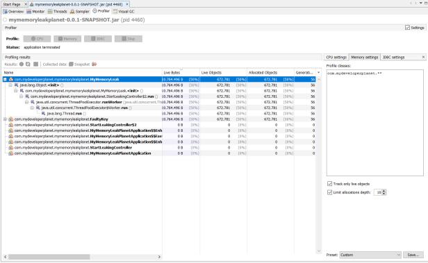 vm-profiler-memory-leak