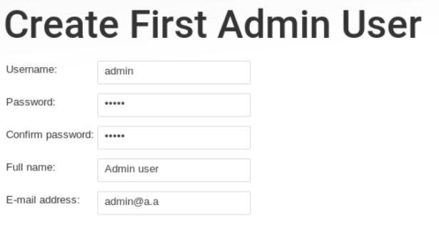 jenkins-create-first-user