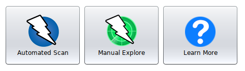 zaproxy-manual-explore