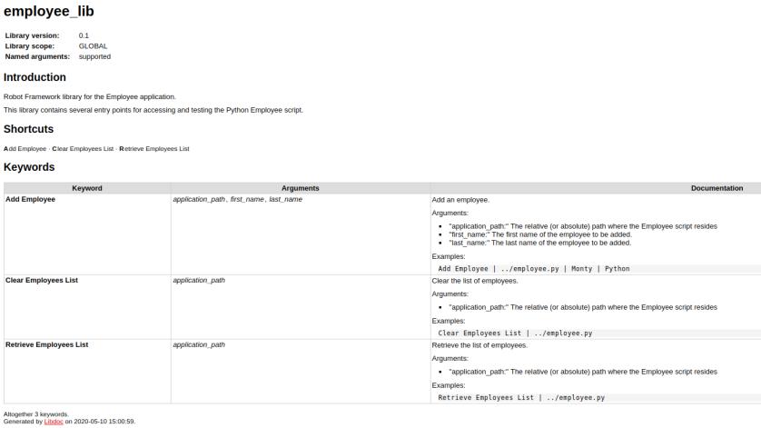 robotframework-python-library-doc